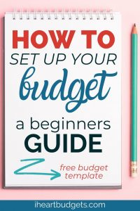 How To Budget - For Beginners