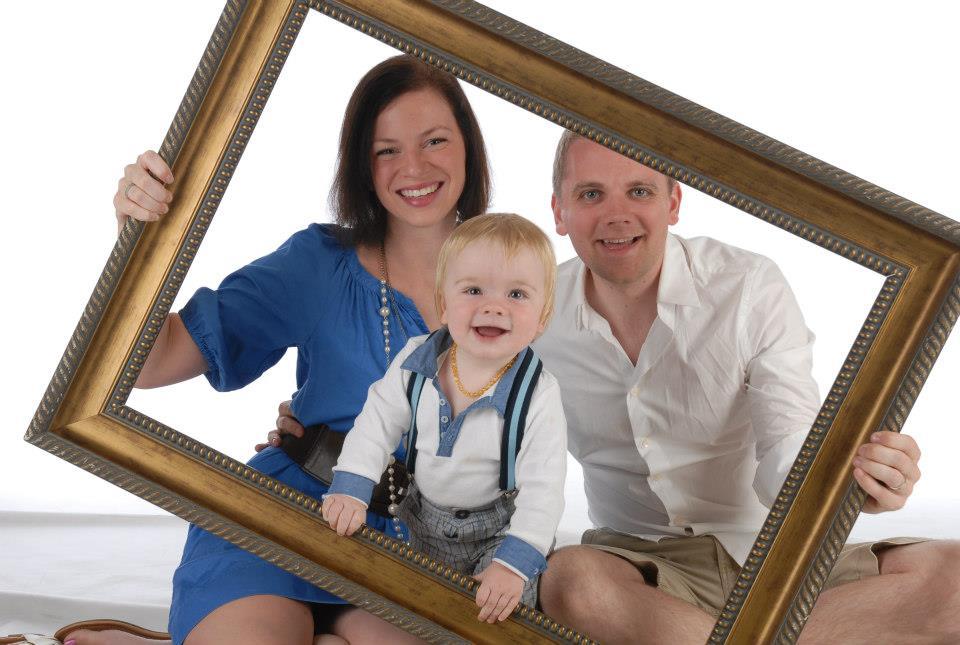 Cruise Family Photo