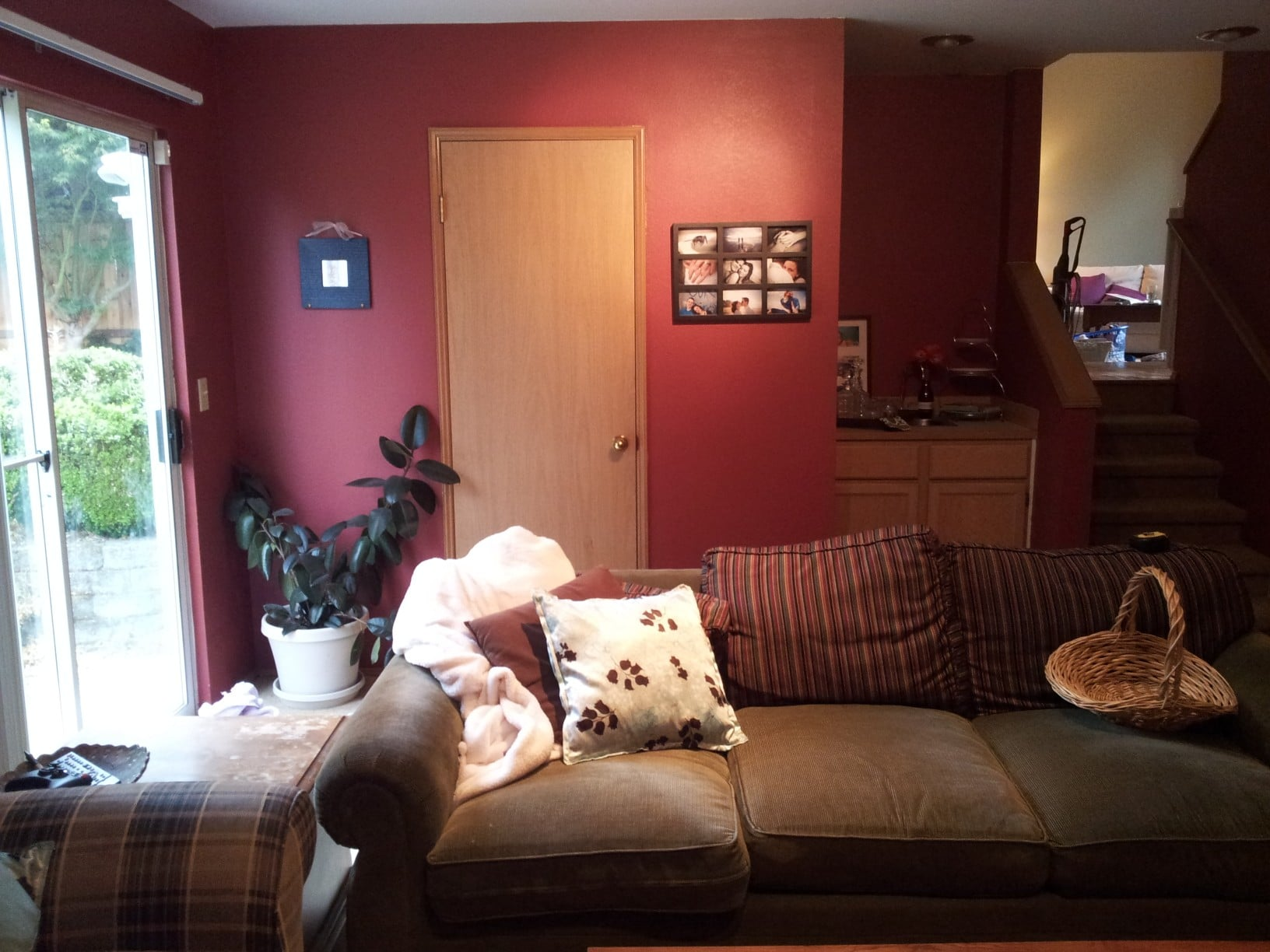 Redecorate For Free: Family Room Project
