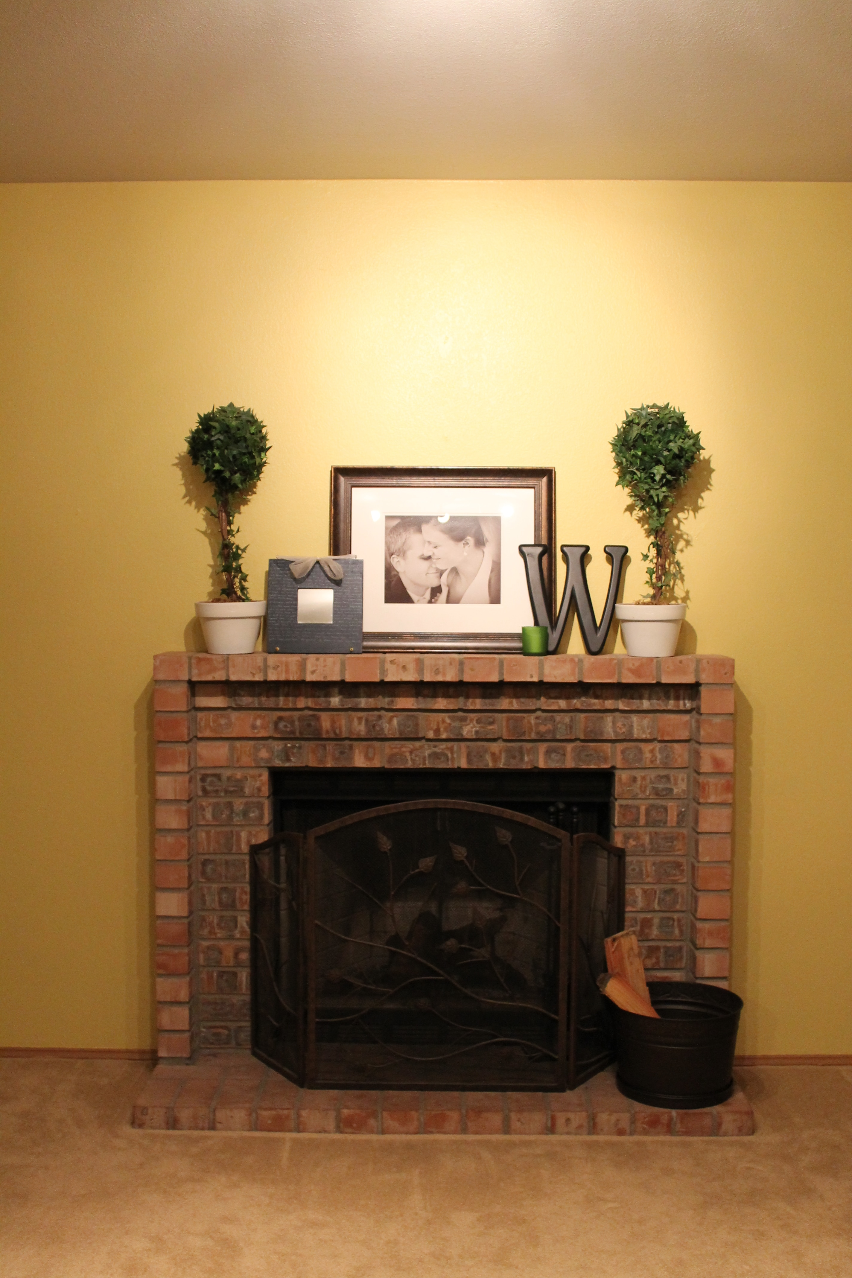 Redecorate for free family room project for Redecorating family room