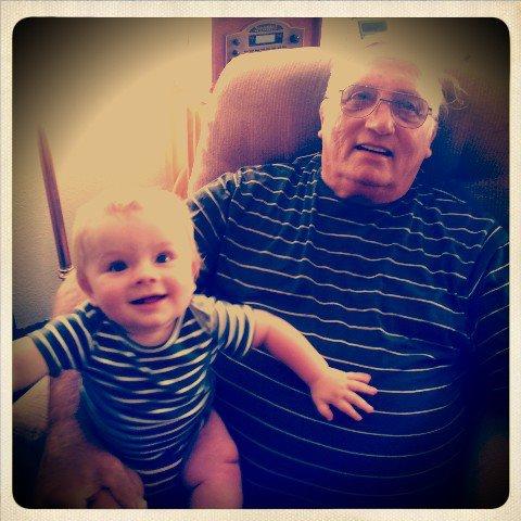Papa and Nolan
