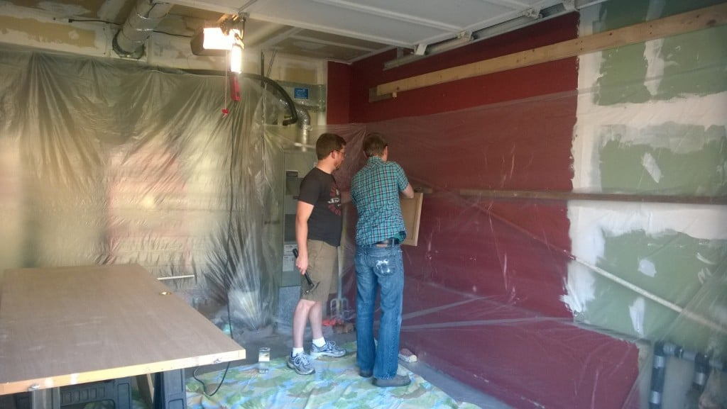 Paint Booth 3