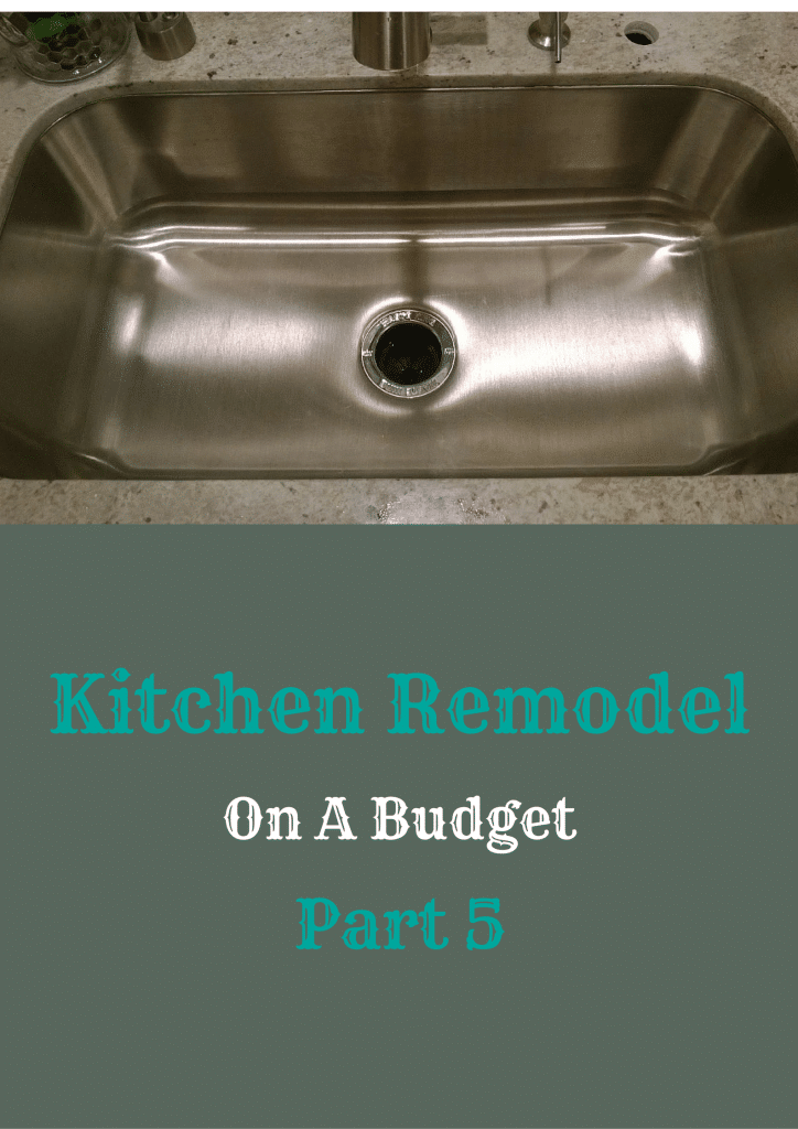 Kitchen RemodelOn A budget