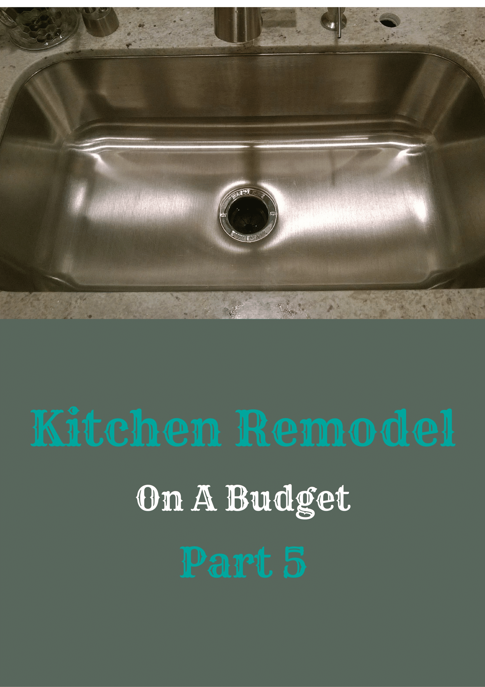 Five big ticket items to budget for in your kitchen for Garden renovation on a budget