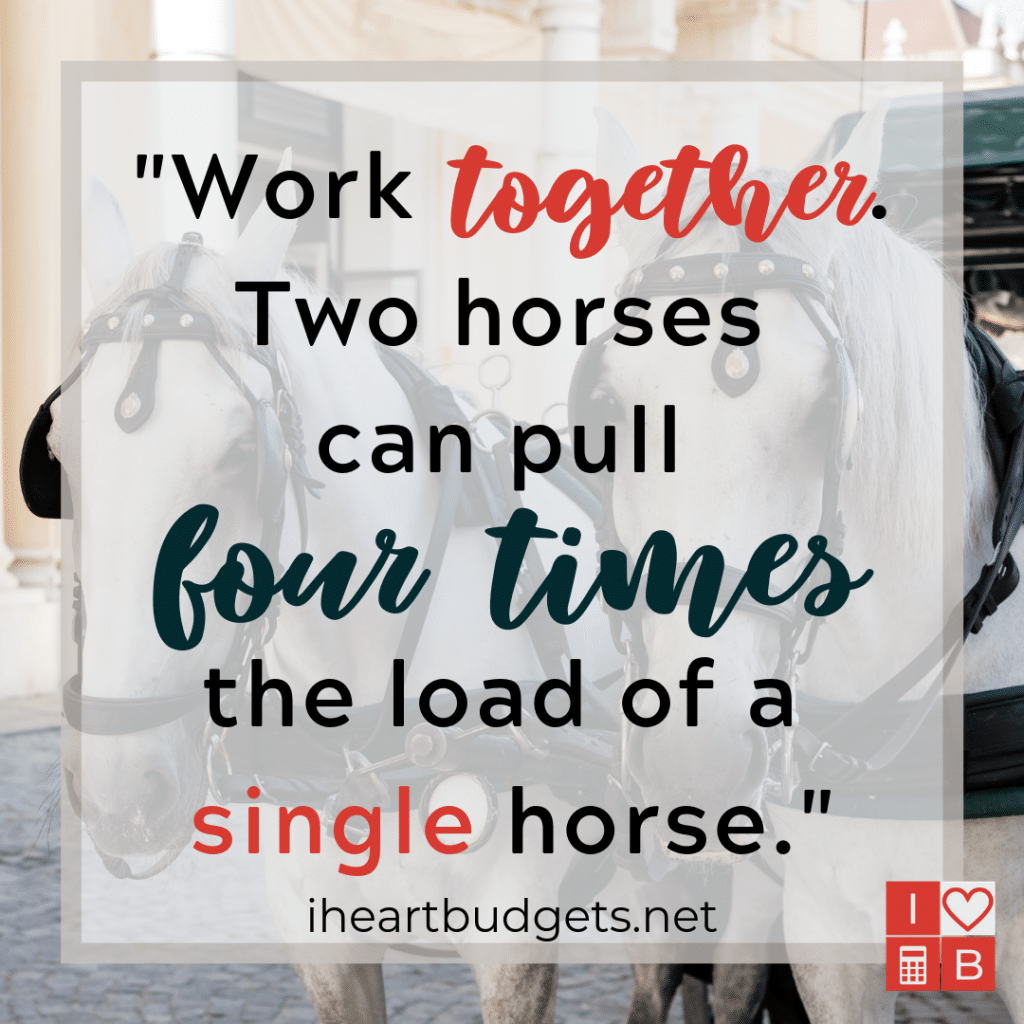 Two-Horses-iHeartBudgets