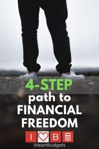 4 Step Path To Financial Freedom