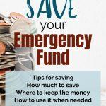 Emergency Fund 1