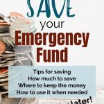 Emergency Fund 3
