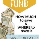 Emergency Fund 4