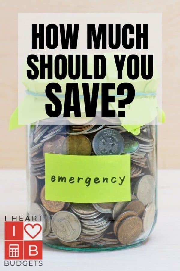 Emergency Fund: How Much Should You Save