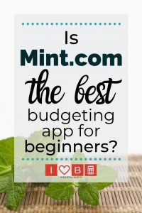 Is Mint The Best Budgeting App?