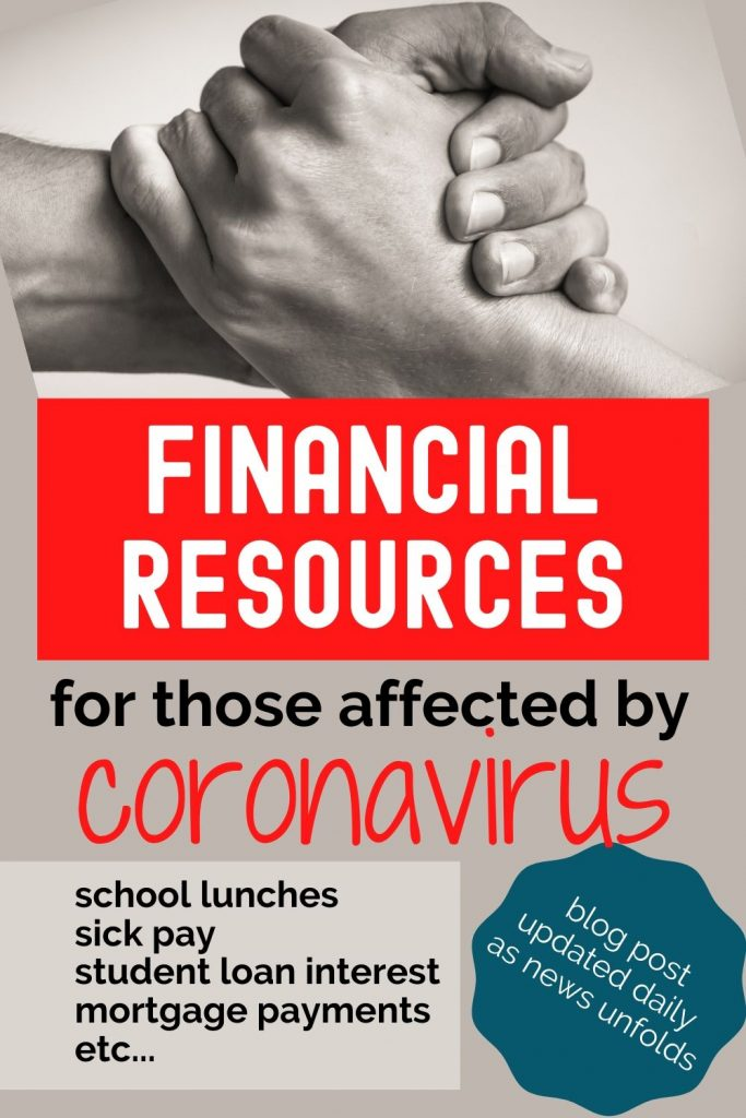 COVID-19 Financial Resources