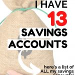 13 Savings Account
