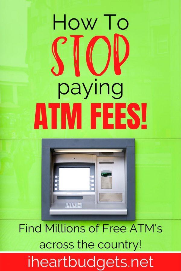 free ATM near me