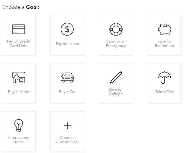 Mint Goals